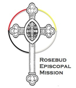 Rosebud Episcopal Mission logo