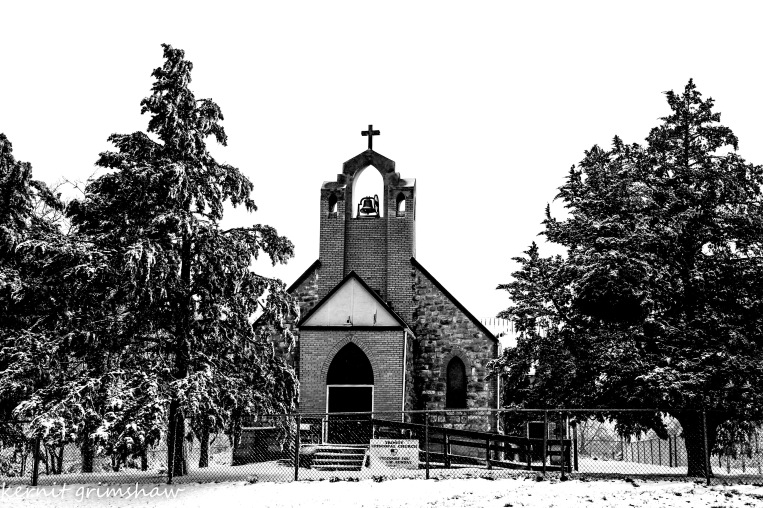 Trinity Mission Winter