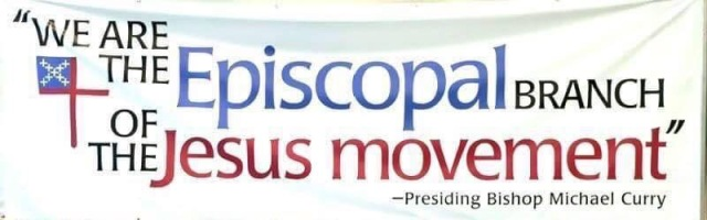 Jesus Movement banner