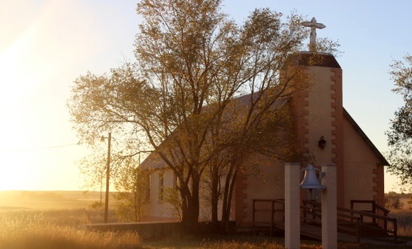 st. james chapel